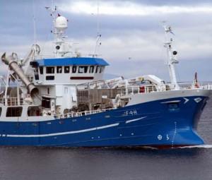 Fiskebåtrederiet Bjarne Nilsen AS